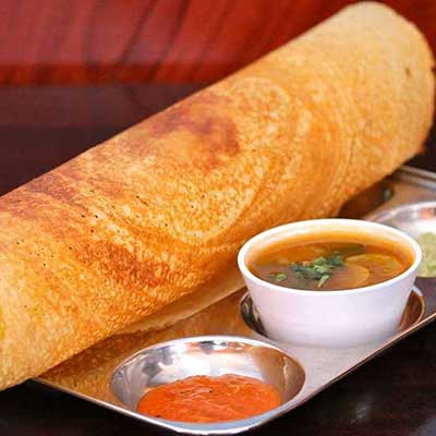 Paper Masala Dosa (Dine-in only)